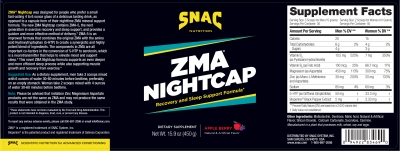 ZMA® NIGHTCAP